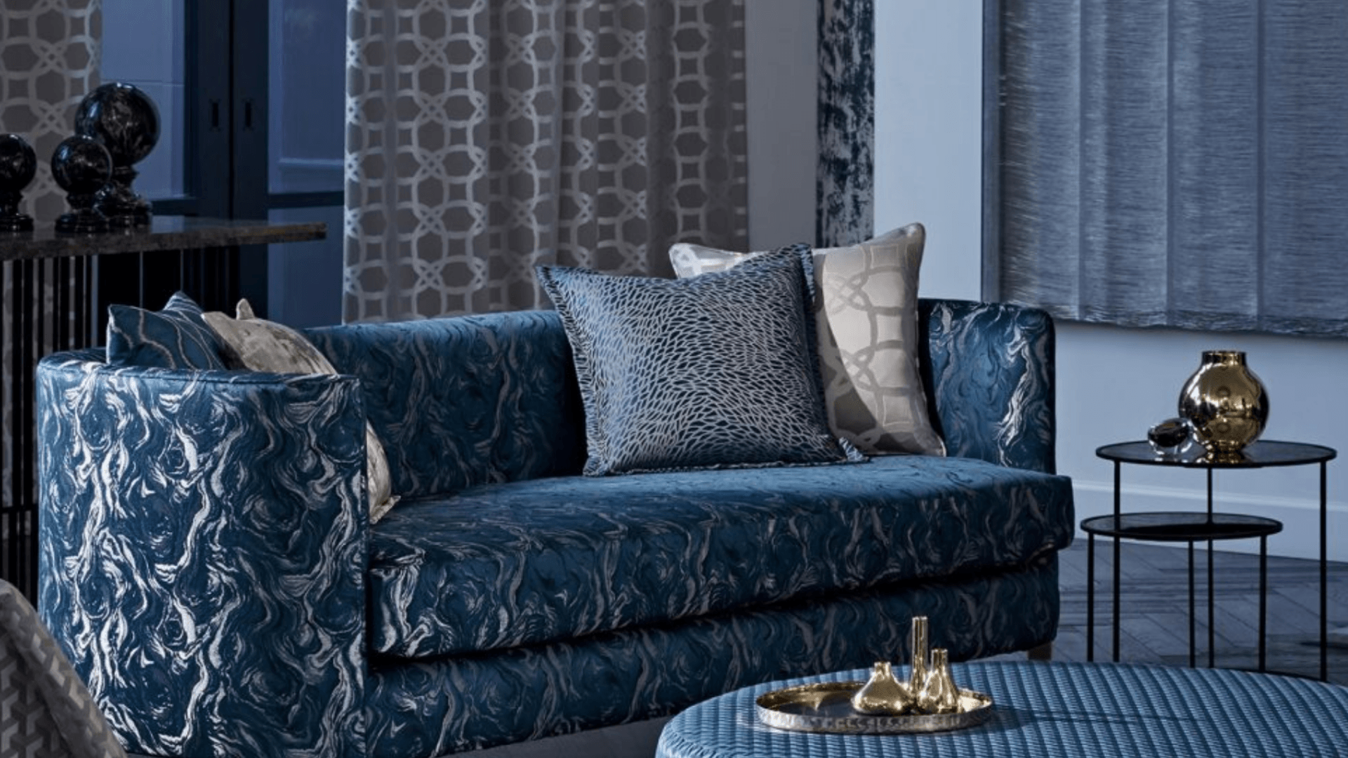 Drapery and Upholstery