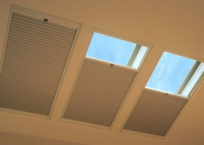 MOTORIZED SKYLIGHT SYSTEM