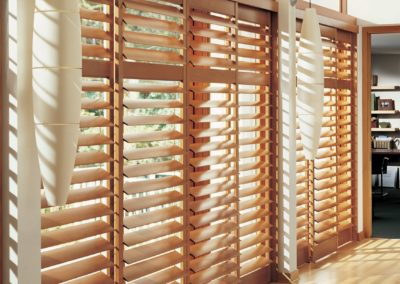 SLIDING SHUTTERS | PLANTATION SHUTTERS FOR SLIDING GLASS DOORS