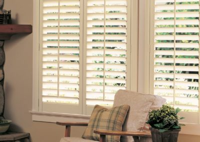 HINGED PANELS | CLASSIC PLANTATION SHUTTERS