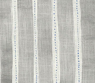 REBECCA ATWOOD: DOTTED STRIPE Gray-Wood
