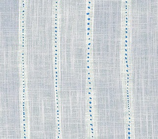 REBECCA ATWOOD: DOTTED STRIPE Gray/Blue
