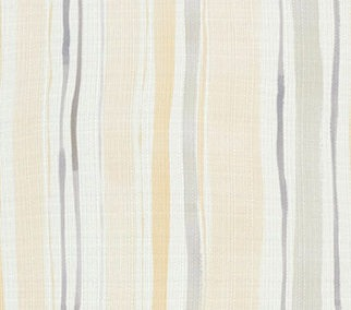 REBECCA ATWOOD: GARDEN STRIPE Butter Gray