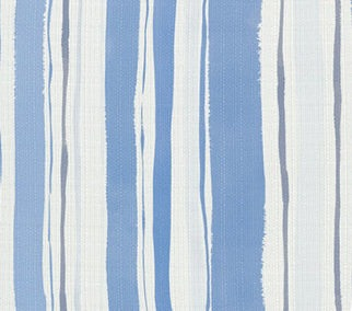 REBECCA ATWOOD: GARDEN STRIPE Chambray