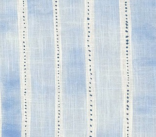REBECCA ATWOOD: DOTTED STRIPE Ice Blues